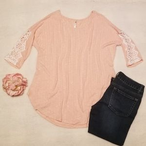 Tops - 《Clearance》Peaches and Cream Top